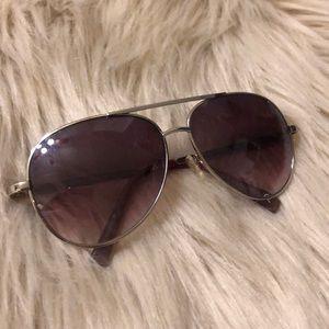 american eagle classic aviator sunglasses